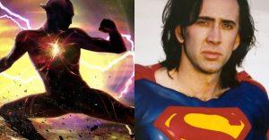 ข่าวลือว่า นิโคลัส เคจ จะรับบท Superman